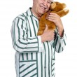 Stock Photo: Pajamas