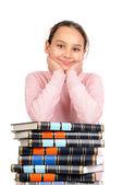 Joven estudiante — Foto de Stock