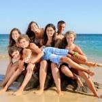 amis de l'été — Photo