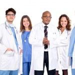 Doctors team — Stock Photo #40336905