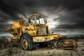 Caminhão velho — Foto Stock