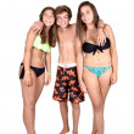 Teens summer — Stock Photo #41378939