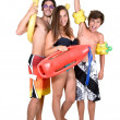 Teens summer — Stock Photo #41378983