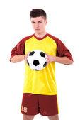 Football player — ストック写真