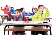 Children's classroom — Stock Photo