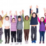 Group of children — Stock Photo #43355697