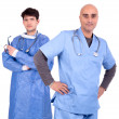 Two Doctors — Stockfoto #46932683
