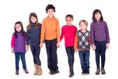 Group of children — Stock Photo