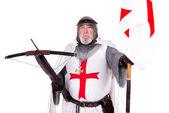 Knight Templar — Stock Photo
