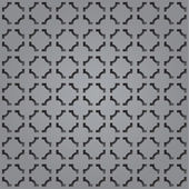 Metallic pattern background — Stock Vector