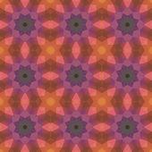 Abstrakcyjny wzór kolorowy kalejdoskop — Wektor stockowy