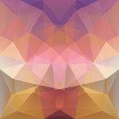 Kleurrijke abstracte symmetrie achtergrond — Stockvector