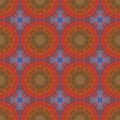 Kaleidoskop abstrakt bunt Vintage Muster — Stockvektor