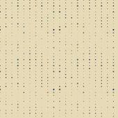 Beige Dot Pattern. Vector Background. — Stock Vector