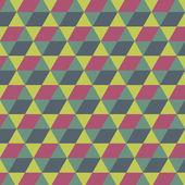 Geometriska mönster — Stockvektor