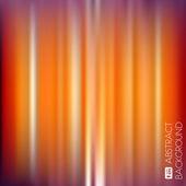 Czerwono pomarańczowy pasiaste tło. — Wektor stockowy