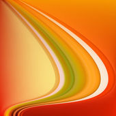 Colorful Autumn Abstract Background — Vettoriale Stock