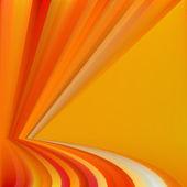 Kleurrijke herfst abstracte achtergrond — Stockvector