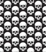 Skull pattern — Stock Photo