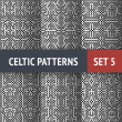 Celtic Patterns Set — Stock Vector #38952801