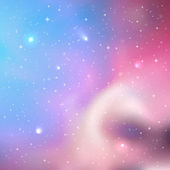 Fantástica galaxia colorido — Foto de Stock
