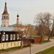 Stock Photo: Suzdal spring