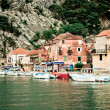 Street at Omis, Croatia. - Stock Photo
