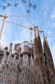 Holy Family Cathedral in Barcelona — Stock Photo