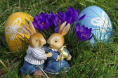 Spring is here and Easter is not far! — Foto de Stock