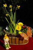 Spring is here and Easter is not far! — Stock Photo