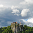 Stock Photo: Bled castle, Slovenia