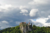 Bled castle, Slovenia — Stock Photo