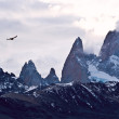 Mount Fitz Roy in Argentina Patagonia — Stock Photo