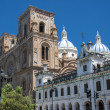 Cuenca - Cathedral Of The Immaculate Conception — Stock Photo