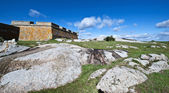 Santa Teresa fort Uruguay — Stock Photo