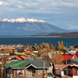 Puerto Natales, Patagonia, Chile — Stock Photo #27318633