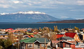 Puerto Natales, Patagonia, Chile — Stock Photo