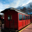 Stock Photo: End of World Train, Tierrdel Fuego, Argentina