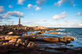 Lighthouse in Cabo Polonio, Rocha, Uruguay — Stock Photo