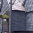 Witch House in Salem, MA, USA — Stock Photo #31977595