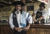 Gaucho en Fiesta — Stock Photo