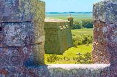 Santa Teresa fort. Rocha. Uruguay — Stock Photo