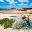 Stock Photo: Puntdel Diablo Beach, Uruguay Coast