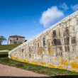 "Stock Photo: SantTeresfort. Rocha. Uruguay - ""SantTeresa"" Fort was star"
