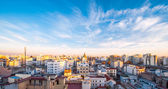 Early morning in Buenos Aires, Argentina — Stock Photo