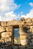 Lanet machu picchu, andes, sacred Valley, peru — Stok fotoğraf