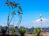 Guanabara Bay, Rio de Janeiro, Brazil — Stock Photo