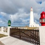 La Paloma lighthouse Uruguay — Stock Photo