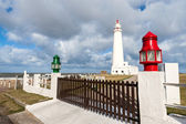 ла палома маяк уругвай — Стоковое фото