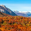 Autumn Colors of Patagonia, near Bariloche, Argentina — Stock Photo #47440745